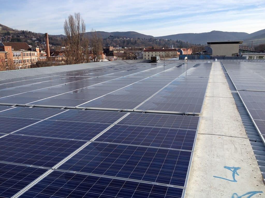 Solaranlage Reutlingen