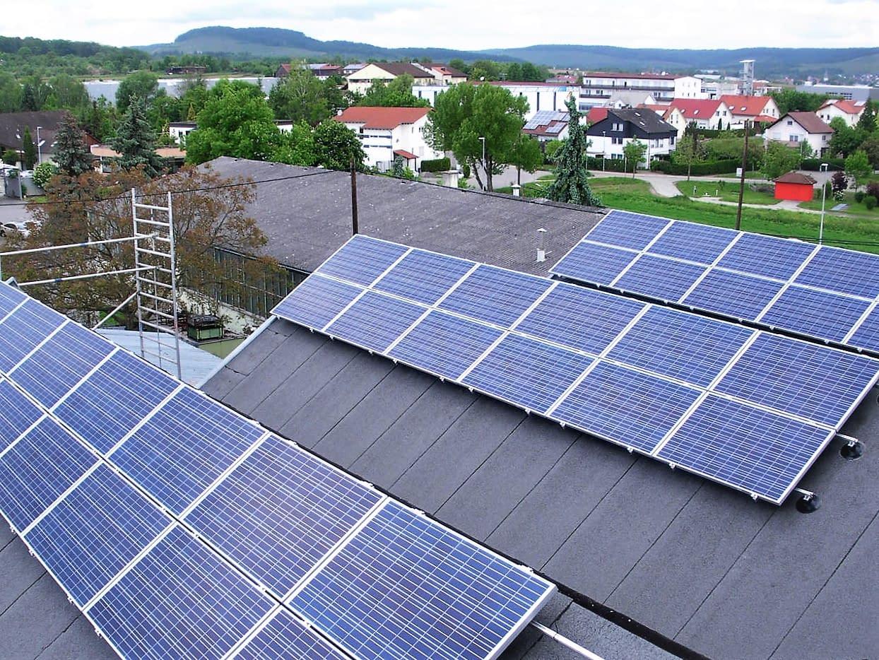 Solaranlage Sersheim