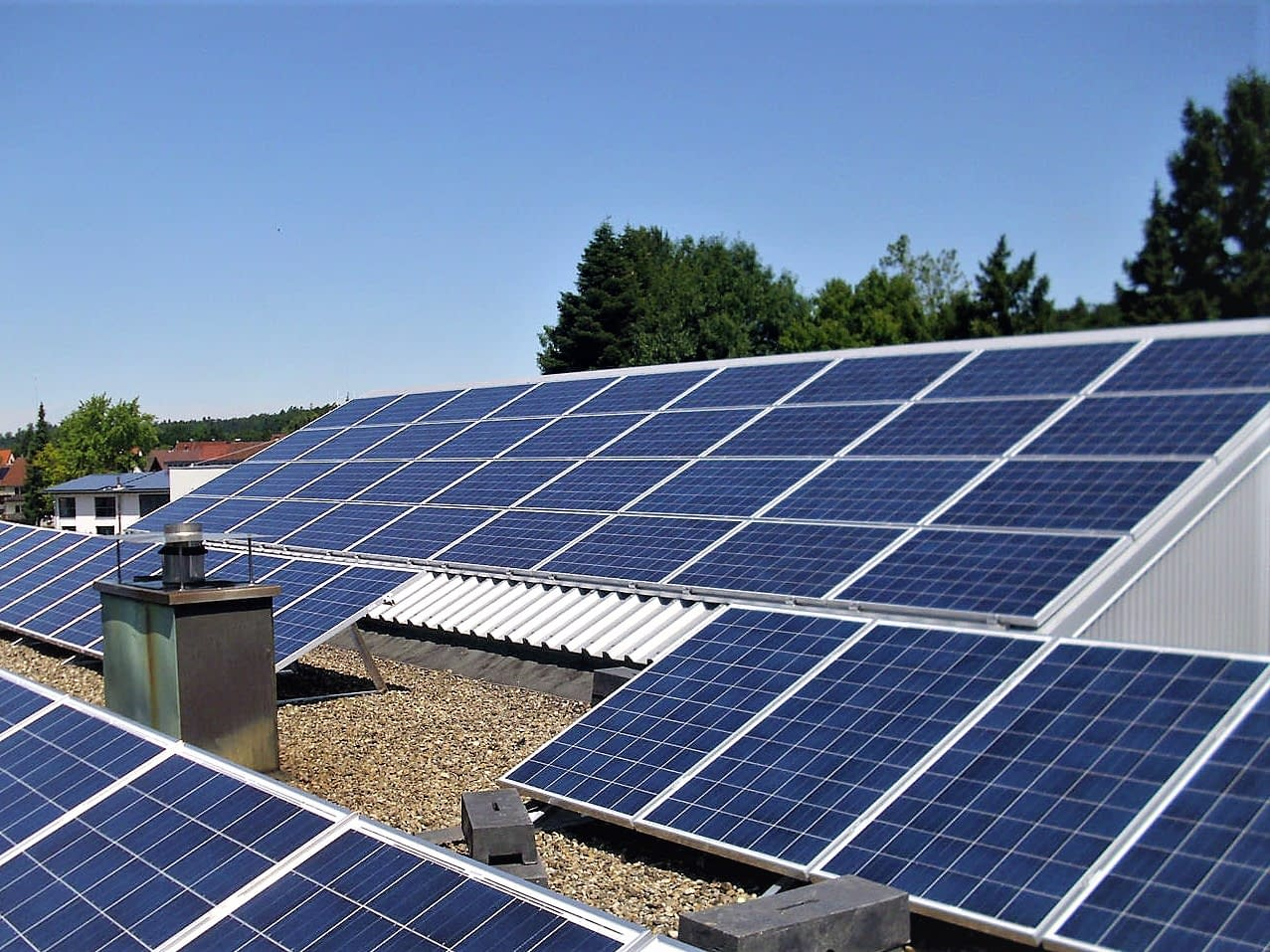 Photovoltaik Engelsbrand
