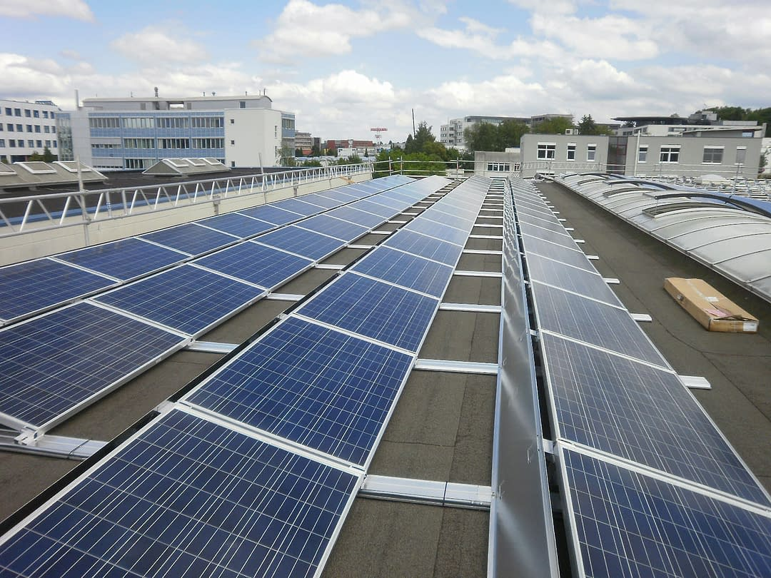 Solaranlage Pforzheim