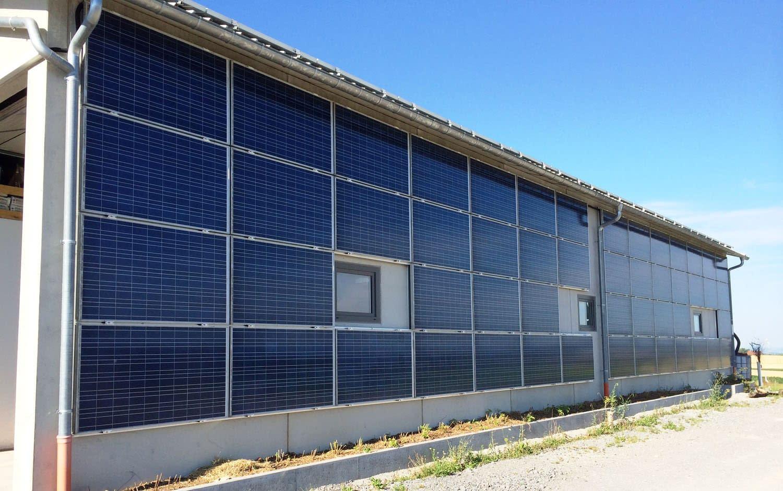 Solaranlage Gebersheim