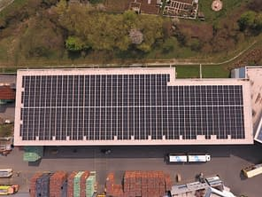 Photovoltaikkraft in Reutlingen
