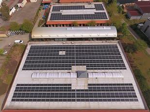Solaranlage in erligheim