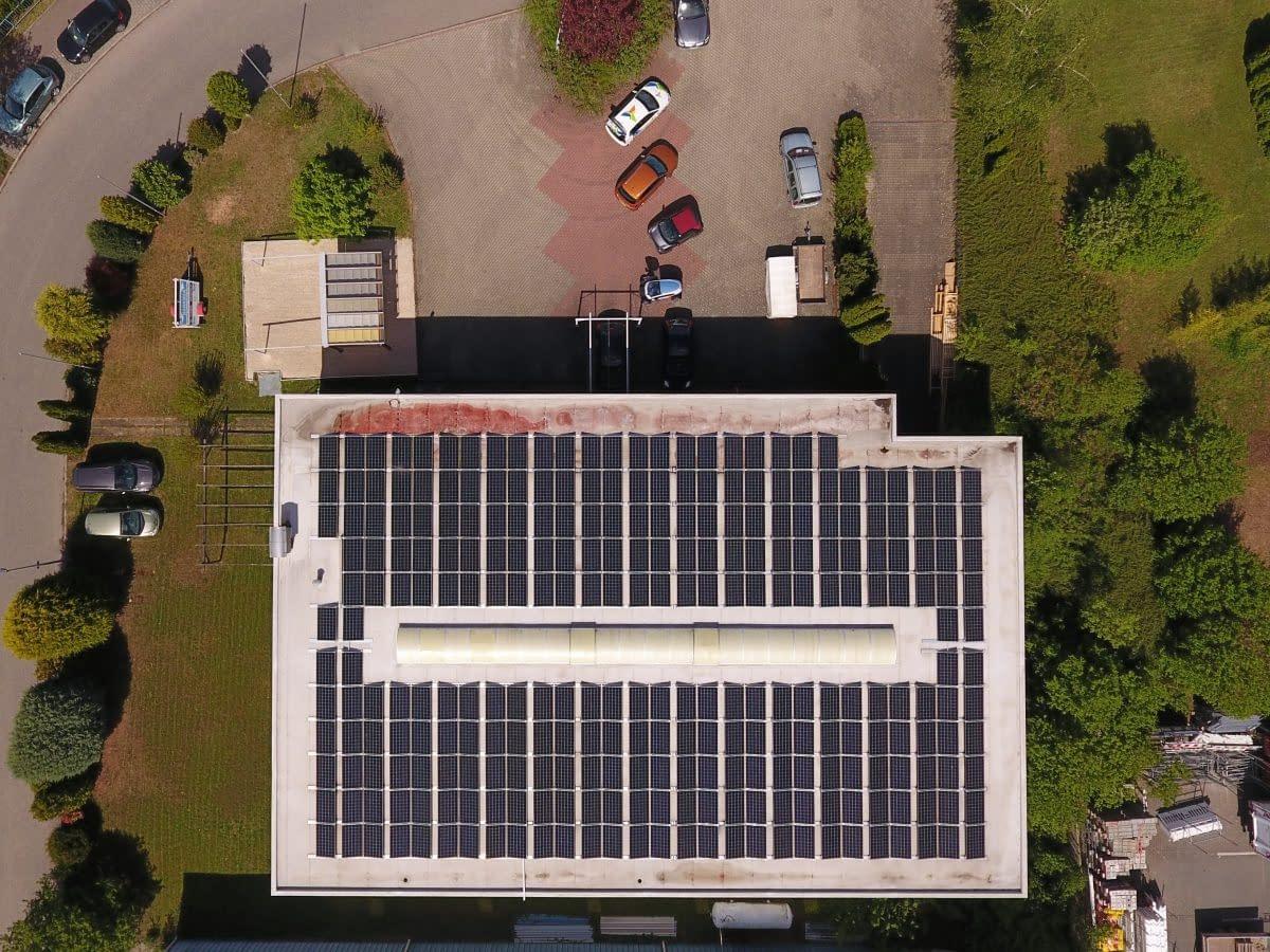 Fotovoltaikanlage Lauffen am Necker