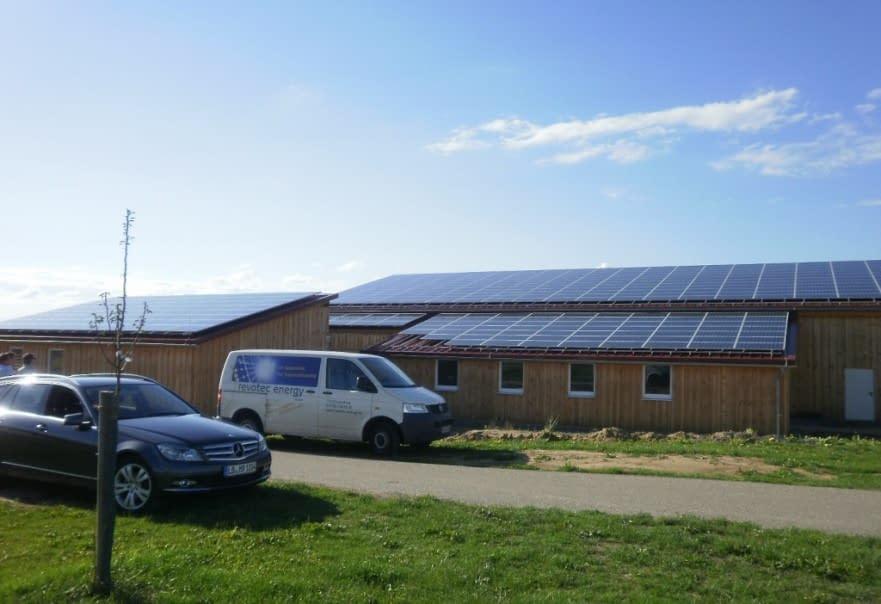Solaranlage Vaihingen-Enz
