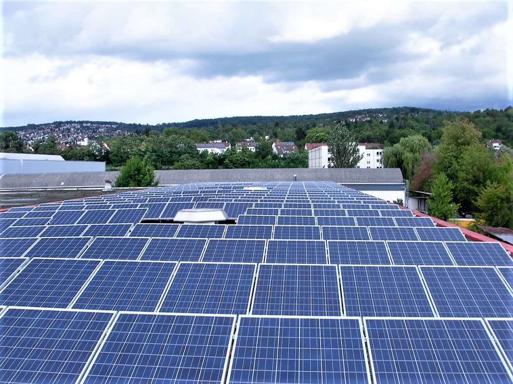 Photovoltaik in Esslingen